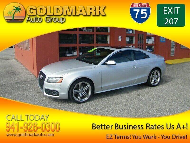 2012 Audi S5 for sale in Sarasota, FL