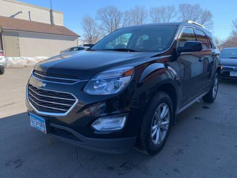 2016 Chevrolet Equinox for sale at MIDWEST CAR SEARCH in Fridley MN