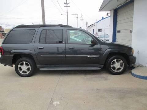 2004 Chevrolet TrailBlazer EXT for sale at 3A Auto Sales in Carbondale IL