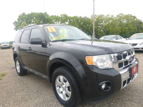2011 Ford Escape for sale at Country Side Car Sales in Elk River MN