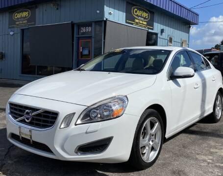 2013 Volvo S60 for sale at CAR VIPS ORLANDO LLC in Orlando FL