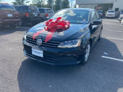 2017 Volkswagen Jetta for sale at Charlotte Auto Group, Inc in Monroe NC