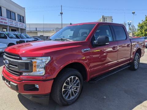 2020 Ford F-150 for sale at Convoy Motors LLC in National City CA