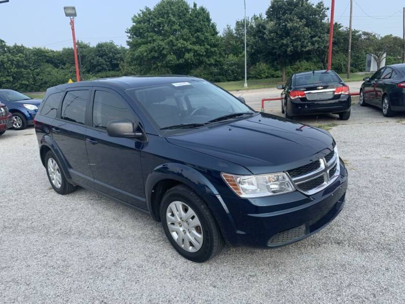 2014 Dodge Journey for sale at Texas Drive LLC in Garland TX