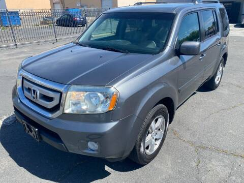 2011 Honda Pilot for sale at 101 Auto Sales in Sacramento CA