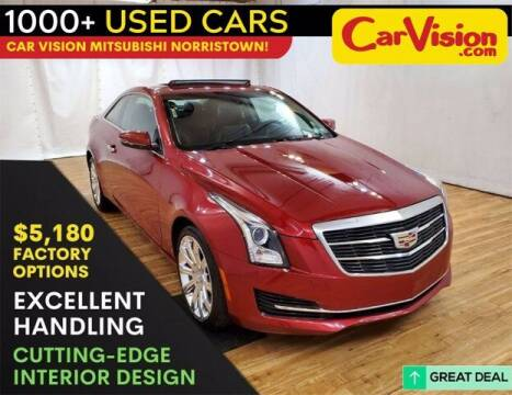 2016 Cadillac ATS for sale at Car Vision Buying Center in Norristown PA