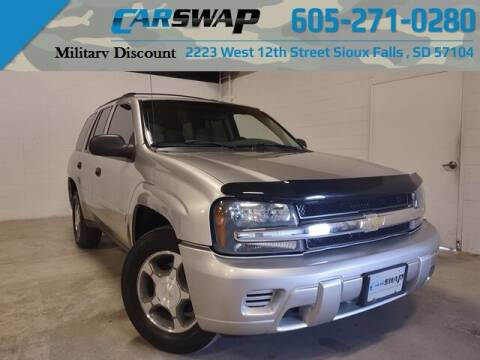 2007 Chevrolet TrailBlazer for sale at CarSwap in Sioux Falls SD