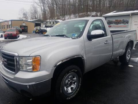 2010 GMC Sierra 1500 for sale at W V Auto & Powersports Sales in Cross Lanes WV