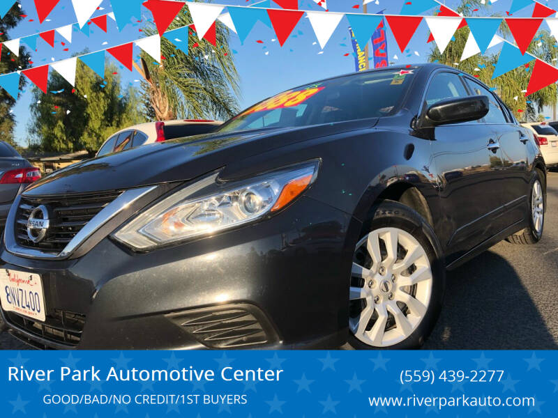 2016 Nissan Altima for sale at River Park Automotive Center in Fresno CA