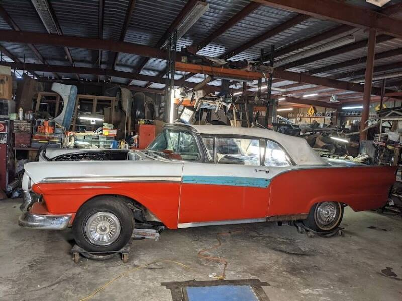 1957 Ford Fairlane for sale at Classic Cars of South Carolina in Gray Court SC