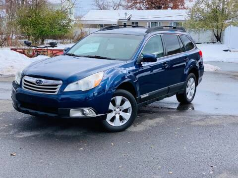 2011 Subaru Outback for sale at Y&H Auto Planet in West Sand Lake NY