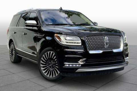 2018 Lincoln Navigator for sale at CU Carfinders in Norcross GA