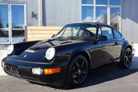 1993 Porsche 911 for sale at Sun Valley Auto Sales in Hailey ID