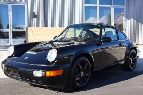 1993 Porsche 911 for sale at Sun Valley Auto Sales in Hailey ID