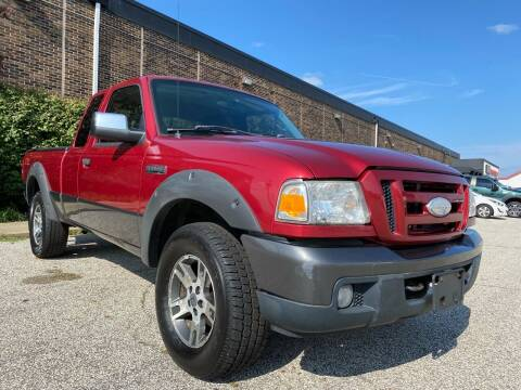 2006 Ford Ranger for sale at Classic Motor Group in Cleveland OH