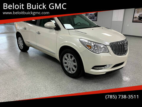 2014 Buick Enclave for sale at Beloit Buick GMC in Beloit KS