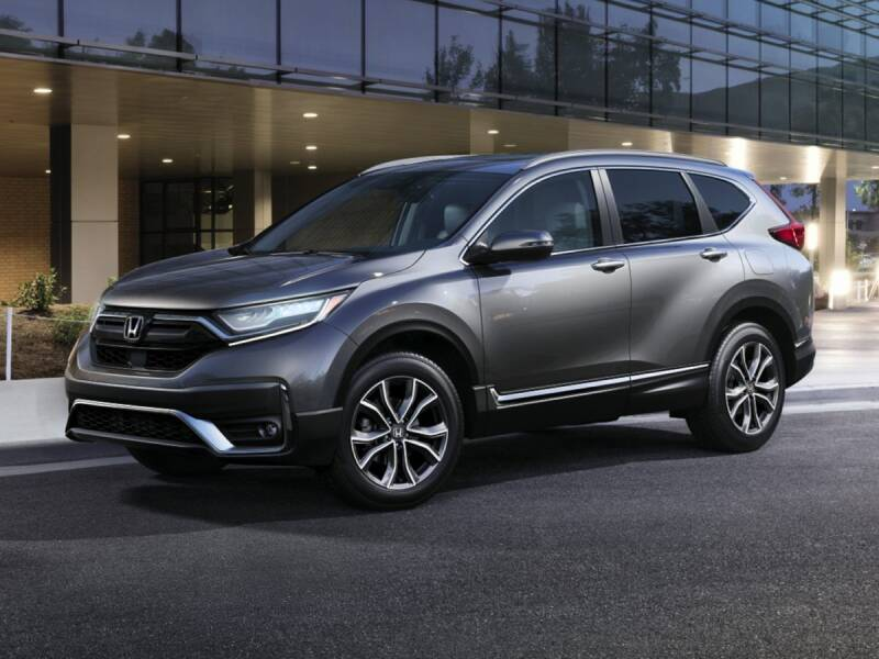 2021 Honda CR-V for sale at BASNEY HONDA in Mishawaka IN