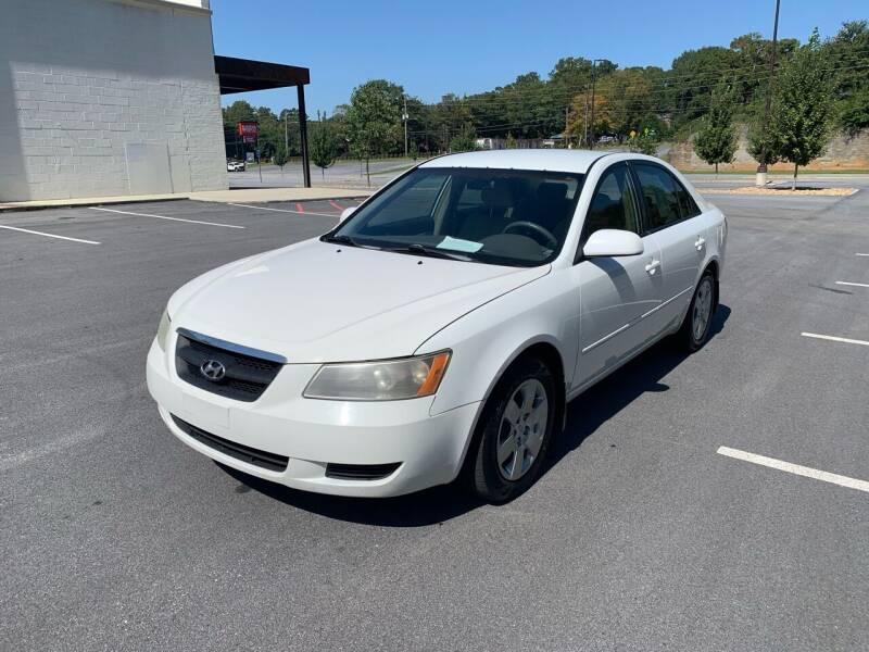 2007 Hyundai Sonata for sale at Allrich Auto in Atlanta GA