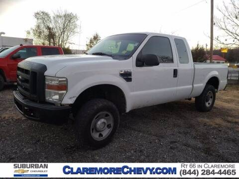 2008 Ford F-250 Super Duty for sale at Suburban Chevrolet in Claremore OK