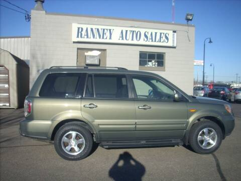 2007 Honda Pilot for sale at Ranney's Auto Sales in Eau Claire WI