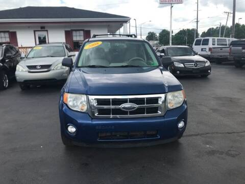 2008 Ford Escape for sale at Rayyan Auto Mall in Lexington KY