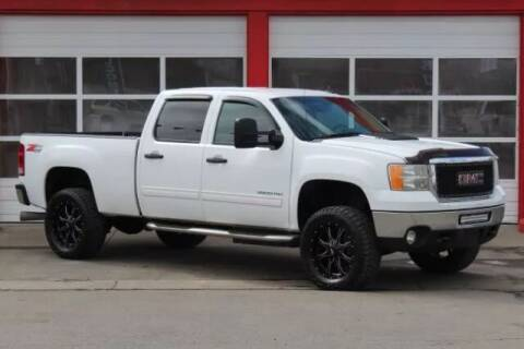 2012 GMC Sierra 2500HD for sale at Truck Ranch in Logan UT