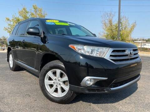 2013 Toyota Highlander for sale at UNITED Automotive in Denver CO