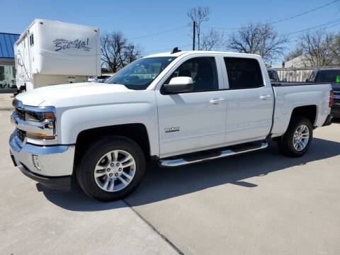 2018 Chevrolet Silverado 1500 for sale at Kell Auto Sales, Inc - Grace Street in Wichita Falls TX
