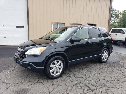 2008 Honda CR-V for sale at Massirio Enterprises in Middletown CT