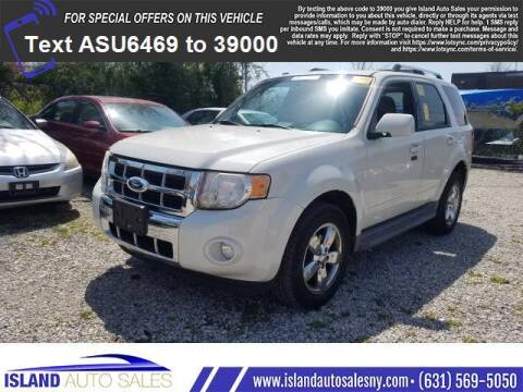 2009 Ford Escape for sale at Island Auto Sales in E.Patchogue NY