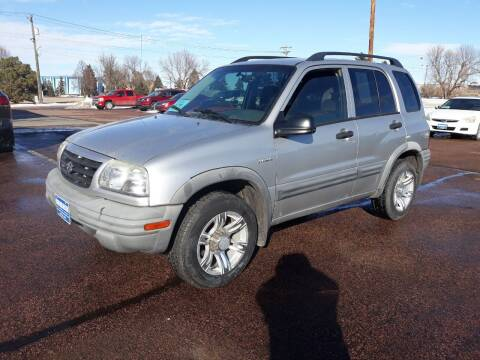 2004 Suzuki Vitara for sale at Dakota Cars and Credit LLC in Sioux Falls SD
