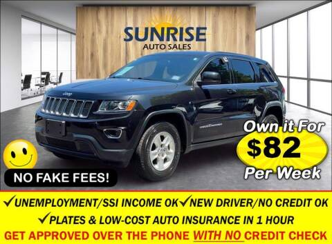 2015 Jeep Grand Cherokee for sale at AUTOFYND in Elmont NY