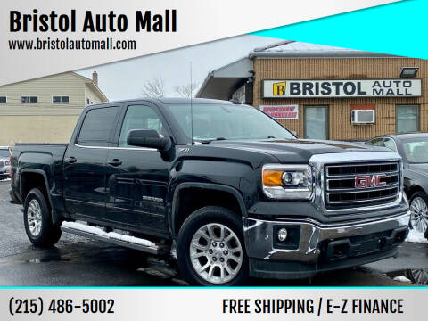 2015 GMC Sierra 1500 for sale at Bristol Auto Mall in Levittown PA
