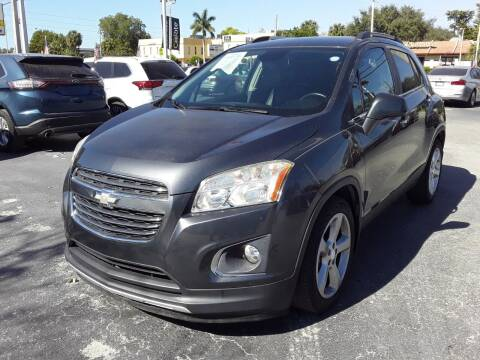 2016 Chevrolet Trax for sale at YOUR BEST DRIVE in Oakland Park FL