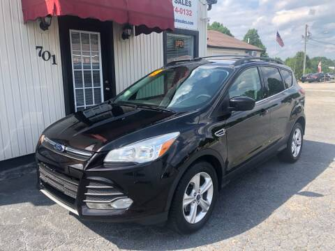 2013 Ford Escape for sale at Mom and Pop Auto Sales LLC in Thomasville NC