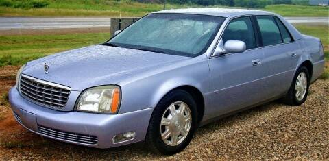 2005 Cadillac DeVille for sale at Advantage Auto Sales in Wichita Falls TX