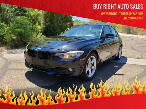 2013 BMW 3 Series for sale at BUY RIGHT AUTO SALES in Phoenix AZ