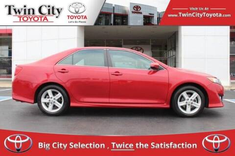 2014 Toyota Camry for sale at Twin City Toyota in Herculaneum MO