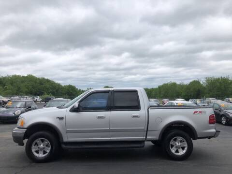 2002 Ford F-150 for sale at CARS PLUS CREDIT in Independence MO