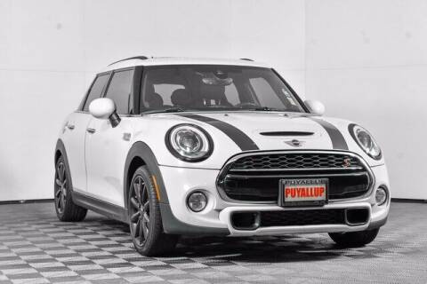 2016 MINI Hardtop 4 Door for sale at Chevrolet Buick GMC of Puyallup in Puyallup WA