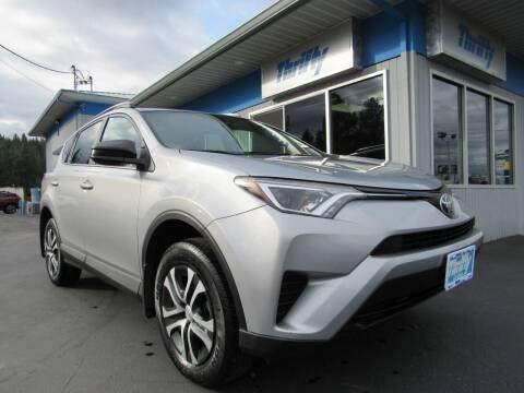 2017 Toyota RAV4 for sale at Thrifty Car Sales SPOKANE in Spokane Valley WA