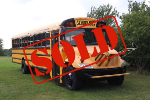 2014 IC Bus CE Series for sale at Signature Truck Center in Crystal Lake IL