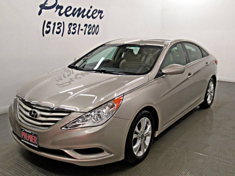 2011 Hyundai Sonata for sale at Premier Automotive Group in Milford OH