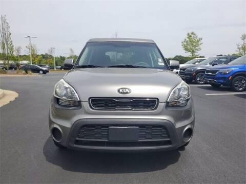 2013 Kia Soul for sale at Lou Sobh Kia in Cumming GA