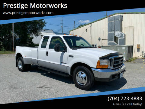 2000 Ford F-350 Super Duty for sale at Prestige Motorworks in Concord NC