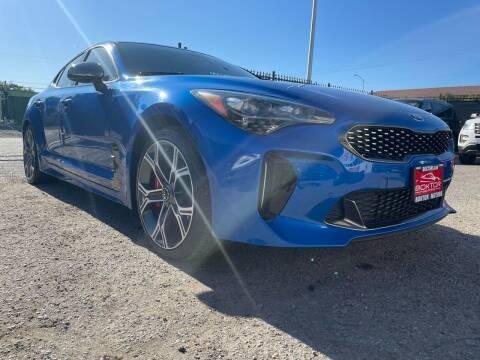 2018 Kia Stinger for sale at Boktor Motors in Las Vegas NV