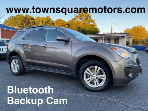 2012 Chevrolet Equinox for sale at Town Square Motors in Lawrenceville GA
