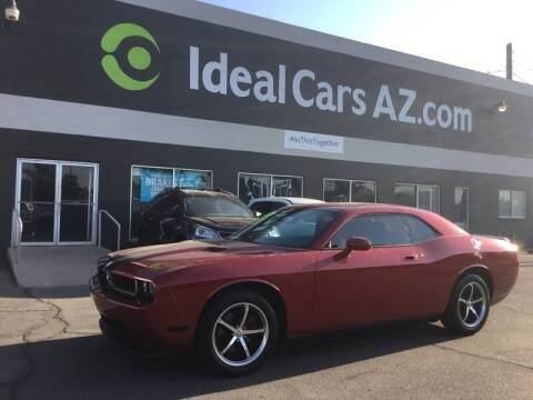 2010 Dodge Challenger for sale at Ideal Cars Broadway in Mesa AZ