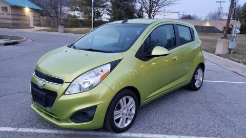 2013 Chevrolet Spark for sale at Nationwide Auto in Merriam KS