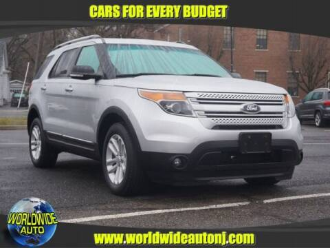 2013 Ford Explorer for sale at Worldwide Auto in Hamilton NJ